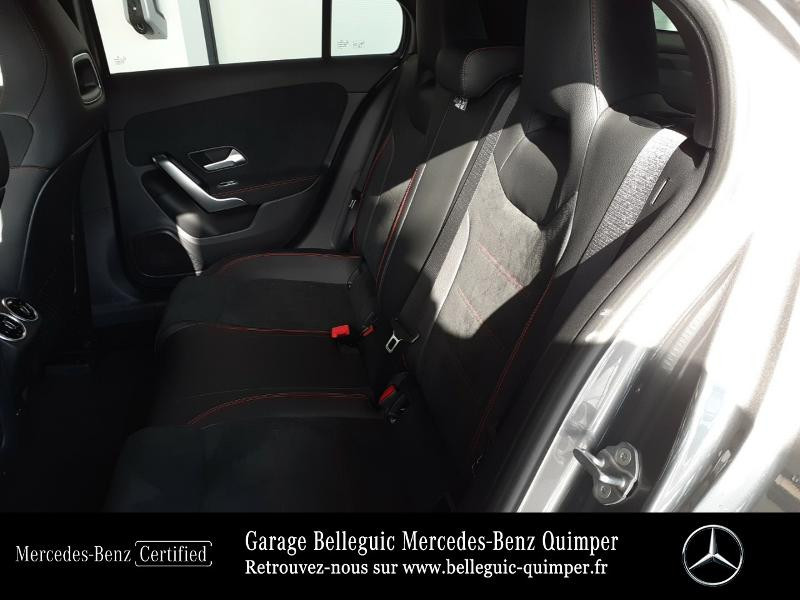 Mercedes Classe A 250 e 160+102ch AMG Line 8G-DCT Gris occasion à QUIMPER - photo n°11