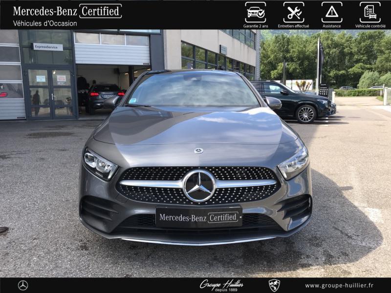 Mercedes Classe A 250 e 160+102ch AMG Line 8G-DCT Gris occasion à Gières - photo n°5