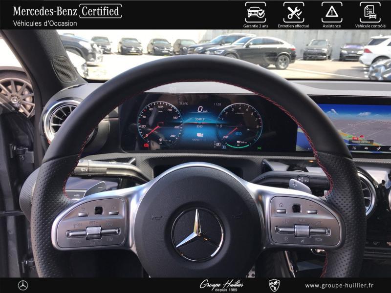 Mercedes Classe A 250 e 160+102ch AMG Line 8G-DCT Gris occasion à Gières - photo n°9