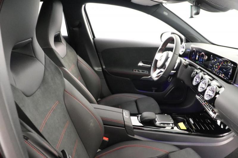 Mercedes Classe A 250 e EQ POWER 8G-DCT AMG Line Noir occasion à Dury - photo n°6