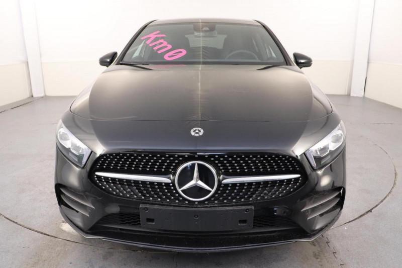 Mercedes Classe A 250 e EQ POWER 8G-DCT AMG Line Noir occasion à Dury - photo n°2