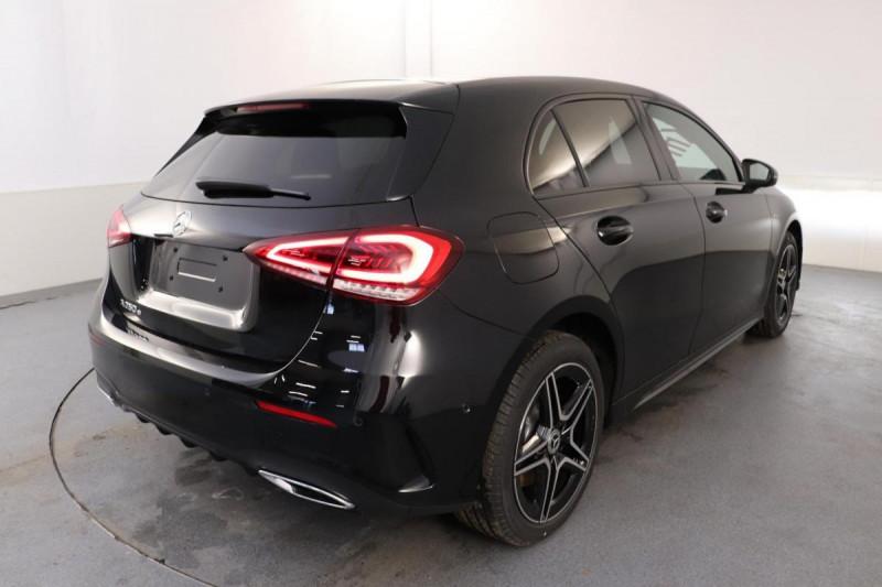 Mercedes Classe A 250 e EQ POWER 8G-DCT AMG Line Noir occasion à Dury - photo n°3