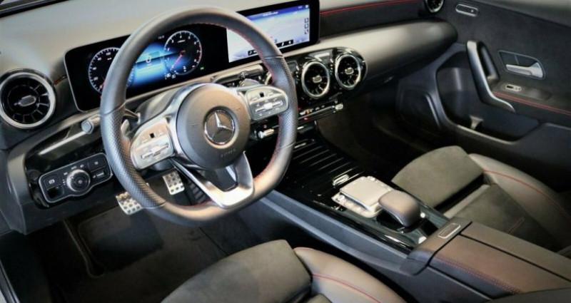 Mercedes Classe A 250 Fascination 7G-DCT Gris occasion à Boulogne-Billancourt - photo n°4