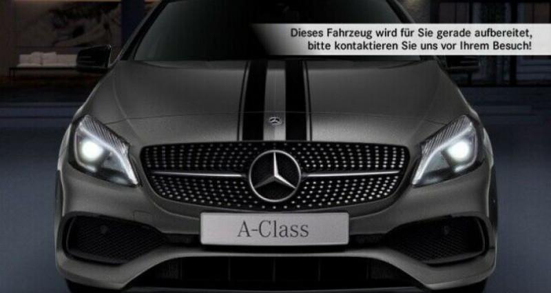 Mercedes Classe A 250 Fascination 7G-DCT Gris occasion à Boulogne-Billancourt - photo n°7
