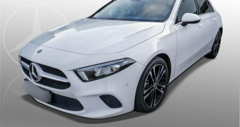 Mercedes Classe A 250 Inspiration 7G-DCT Blanc occasion à Boulogne-Billancourt