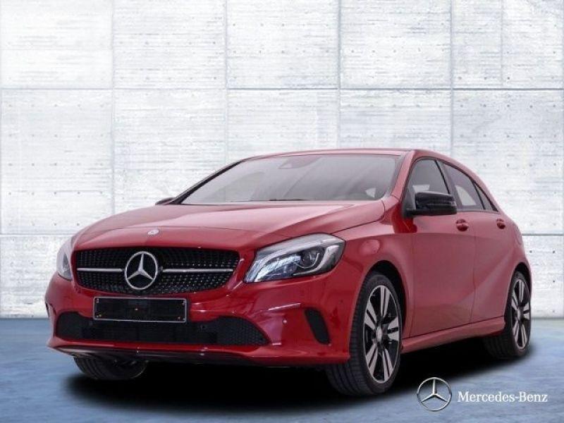 Mercedes Classe A 250 Rouge occasion à Beaupuy