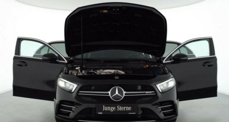 Mercedes Classe A 35 AMG 4M Noir occasion à Boulogne-Billancourt - photo n°7