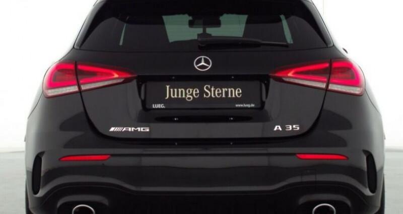 Mercedes Classe A 35 AMG 4M Noir occasion à Boulogne-Billancourt - photo n°5