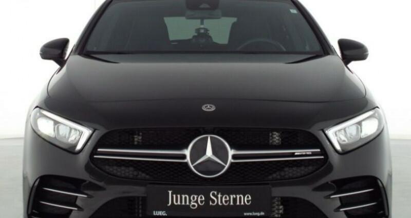 Mercedes Classe A 35 AMG 4M Noir occasion à Boulogne-Billancourt - photo n°4