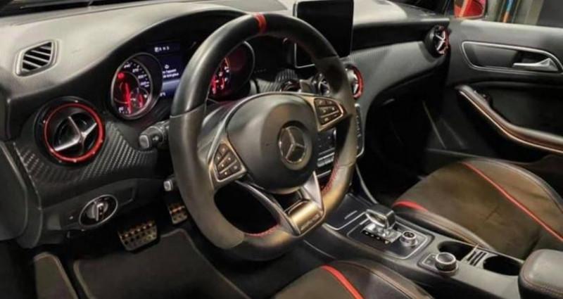Mercedes Classe A 45 AMG 4Matic / Pack AERO + RECARO + Echappement AMG Perform Blanc occasion à Bruay La Buissière - photo n°5