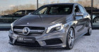 Mercedes Classe A 45 AMG Performance Exhaust MemorySeats Xenon GPS Gris à Wielsbeke 87