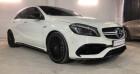 Mercedes Classe A 45 AMG Speedshift 4-Matic Blanc à MONTPELLIER 34
