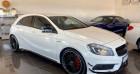 Mercedes Classe A 45 III AMG 361 4MATIC Blanc 2015 - annonce de voiture en vente sur Auto Sélection.com