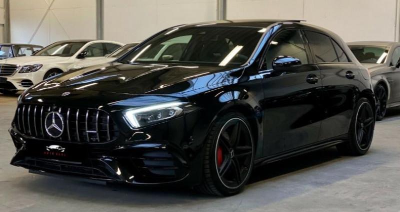 Mercedes Classe A 45 S AMG MALUS INCLUS Noir occasion à Boulogne-Billancourt
