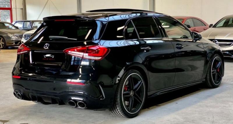 Mercedes Classe A 45 S AMG MALUS INCLUS Noir occasion à Boulogne-Billancourt - photo n°3