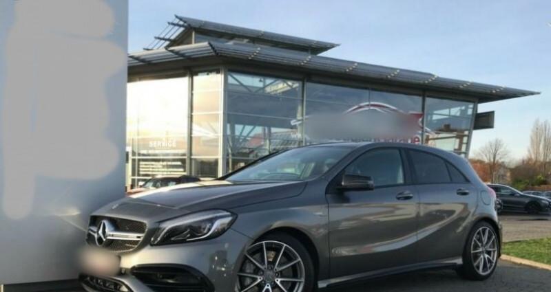 Mercedes Classe A III (W176) 45 AMG 4Matic Gris occasion à Boulogne-Billancourt