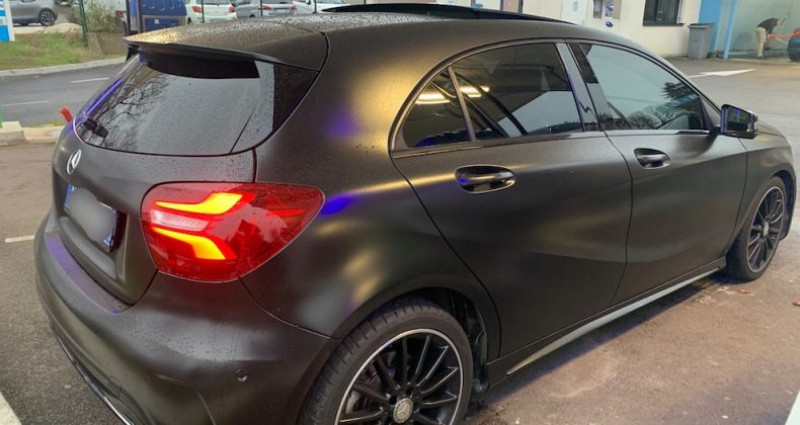 Mercedes Classe A III 250 Fascination 7G-DCT Noir occasion à Boulogne-Billancourt - photo n°5