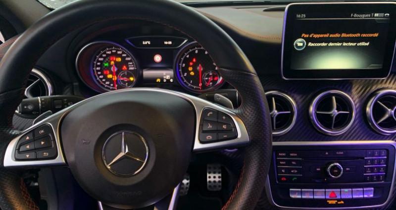 Mercedes Classe A III 250 Fascination 7G-DCT Noir occasion à Boulogne-Billancourt - photo n°4