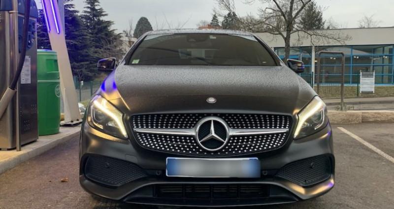 Mercedes Classe A III 250 Fascination 7G-DCT Noir occasion à Boulogne-Billancourt - photo n°3
