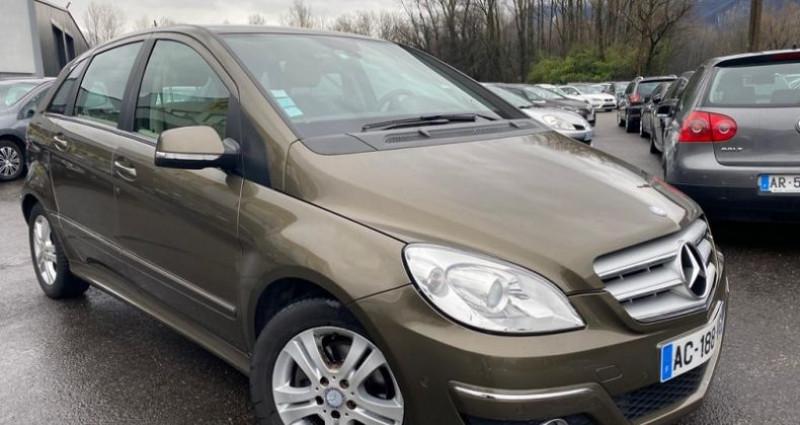 Mercedes Classe B 180 (T245) 180 CDI DESIGN CONTACT CVT Marron occasion à VOREPPE
