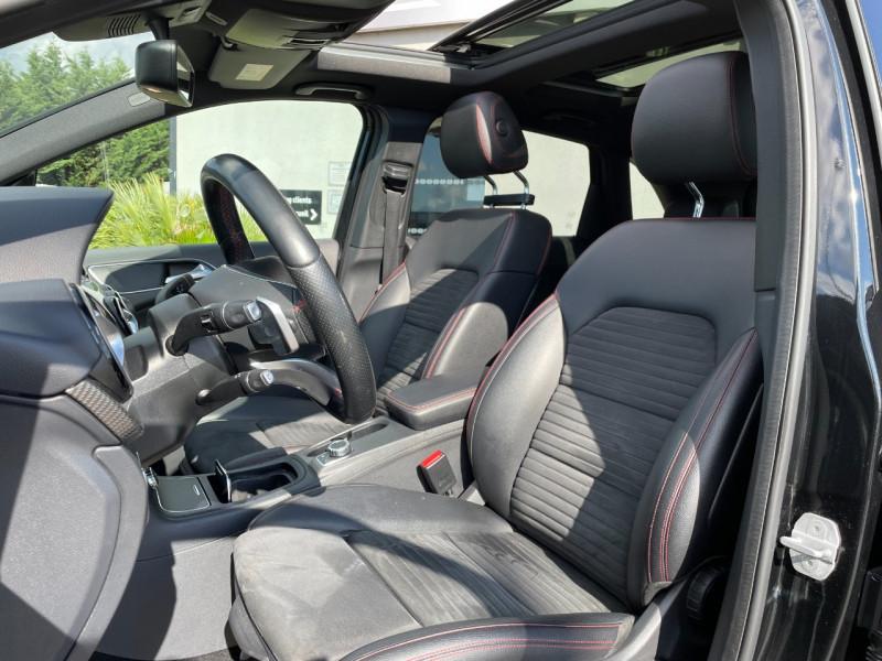 Mercedes Classe B 180 (W246) 180 D 109CH FASCINATION Noir occasion à Colomiers - photo n°3