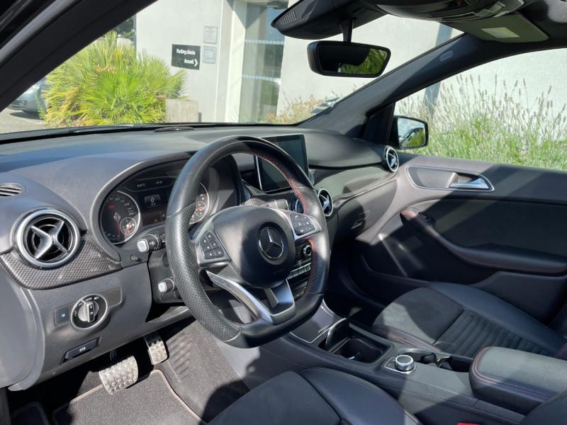 Mercedes Classe B 180 (W246) 180 D 109CH FASCINATION Noir occasion à Colomiers - photo n°5