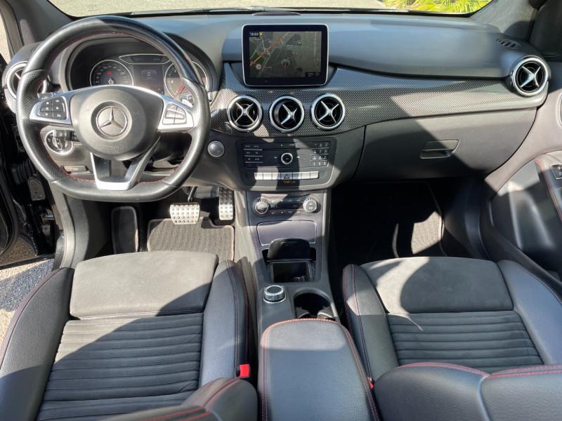 Mercedes Classe B 180 (W246) 180 D 109CH FASCINATION Noir occasion à Colomiers - photo n°6