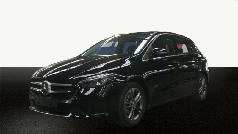 Mercedes Classe B 180 (W247) 180D 116CH PROGRESSIVE LINE EDITION 7G-DCT Noir occasion à Villenave-d'Ornon