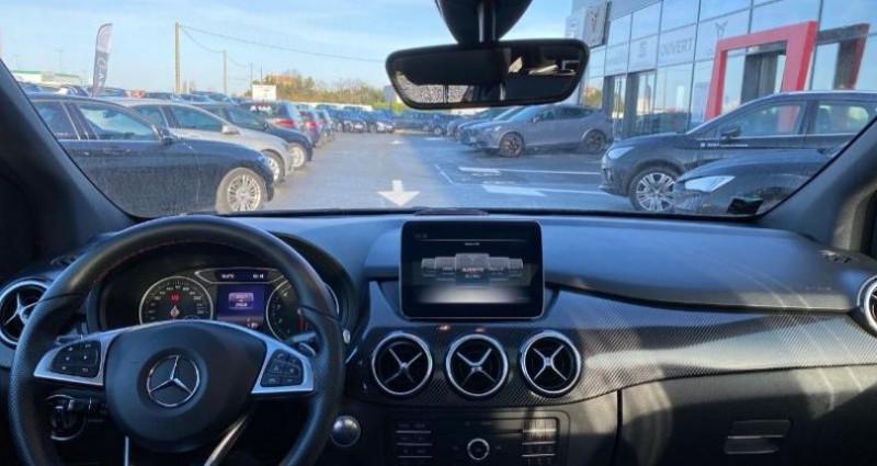 Mercedes Classe B 180 180 122ch Fascination 7G-DCT Euro6d-T Noir occasion à La Rochelle - photo n°6