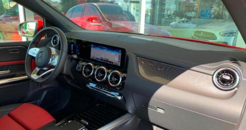 Mercedes Classe B 180 180 136ch AMG Line 7G-DCT Rouge occasion à Le Chateau D`olonne - photo n°4