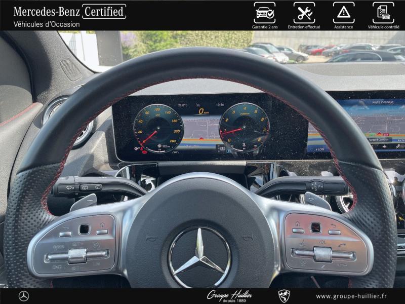 Mercedes Classe B 180 180 136ch AMG Line 7G-DCT Gris occasion à Gières - photo n°9