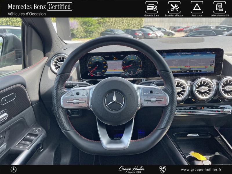Mercedes Classe B 180 180 136ch AMG Line 7G-DCT Gris occasion à Gières - photo n°7