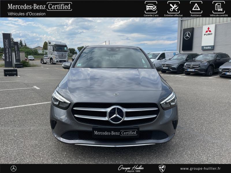 Mercedes Classe B 180 180 136ch Progressive Line Edition 7G-DCT 7cv Gris occasion à Gières - photo n°5