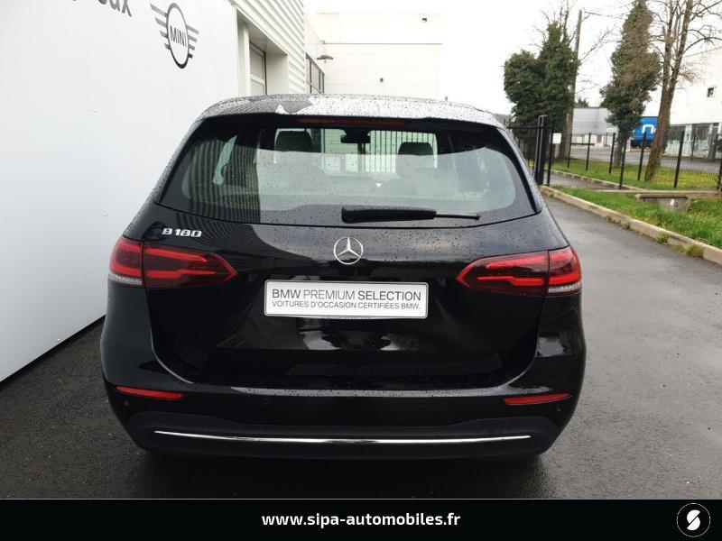Mercedes Classe B 180 180 136ch Style Line Edition 7G-DCT 7cv Noir occasion à Trelissac - photo n°9