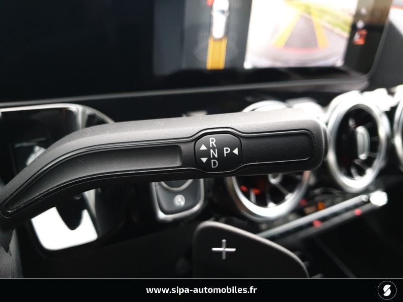 Mercedes Classe B 180 180 136ch Style Line Edition 7G-DCT 7cv Noir occasion à Trelissac - photo n°17