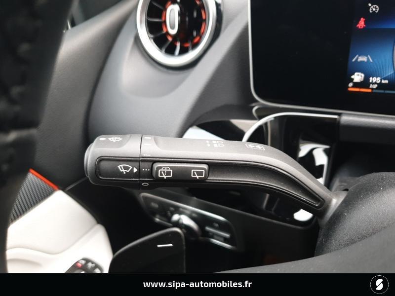 Mercedes Classe B 180 180 136ch Style Line Edition 7G-DCT 7cv Noir occasion à Trelissac - photo n°14