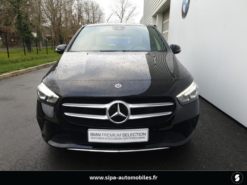 Mercedes Classe B 180 180 136ch Style Line Edition 7G-DCT 7cv Noir occasion à Trelissac - photo n°8