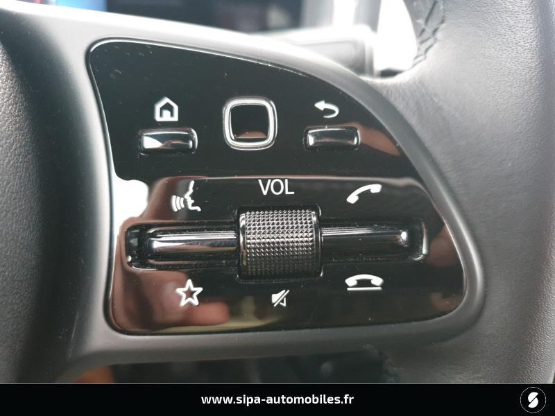 Mercedes Classe B 180 180 136ch Style Line Edition 7G-DCT 7cv Noir occasion à Trelissac - photo n°16