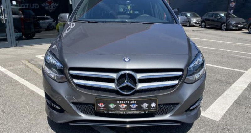 Mercedes Classe B 180 180 180 CDI/d Gris occasion à FOETZ - photo n°4