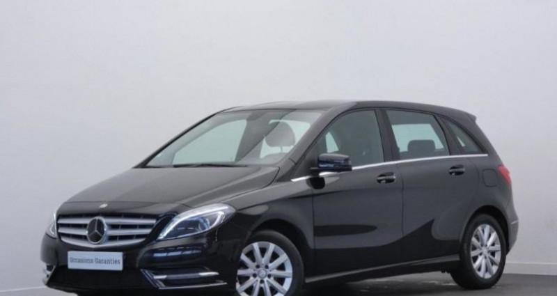Mercedes Classe B 180 180 CDI Design Noir occasion à Boulogne Sur Mer