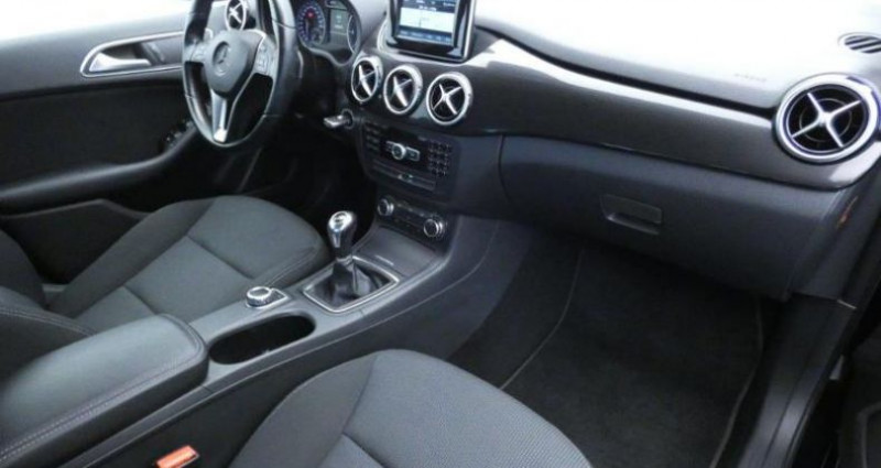 Mercedes Classe B 180 180 CDI Design Noir occasion à Boulogne Sur Mer - photo n°4