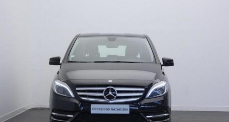 Mercedes Classe B 180 180 CDI Design Noir occasion à Boulogne Sur Mer - photo n°5