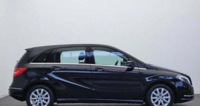 Mercedes Classe B 180 180 CDI Design Noir occasion à Boulogne Sur Mer - photo n°6