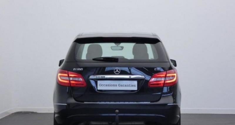 Mercedes Classe B 180 180 CDI Design Noir occasion à Boulogne Sur Mer - photo n°7