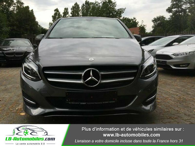 Mercedes Classe B 180 180 CDI Gris occasion à Beaupuy - photo n°10