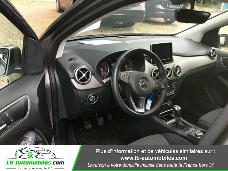Mercedes Classe B 180 180 CDI Gris occasion à Beaupuy - photo n°6