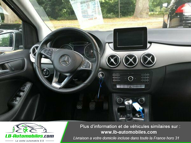 Mercedes Classe B 180 180 CDI Gris occasion à Beaupuy - photo n°2