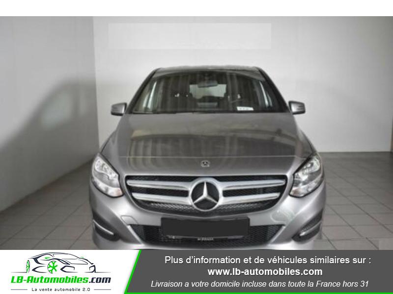 Mercedes Classe B 180 180 CDI Gris occasion à Beaupuy - photo n°9