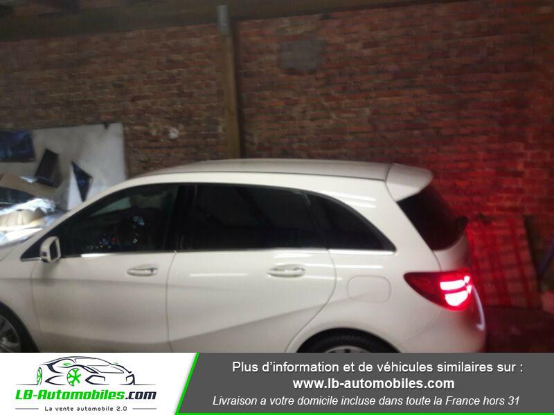 Mercedes Classe B 180 180 CDI Blanc occasion à Beaupuy - photo n°7