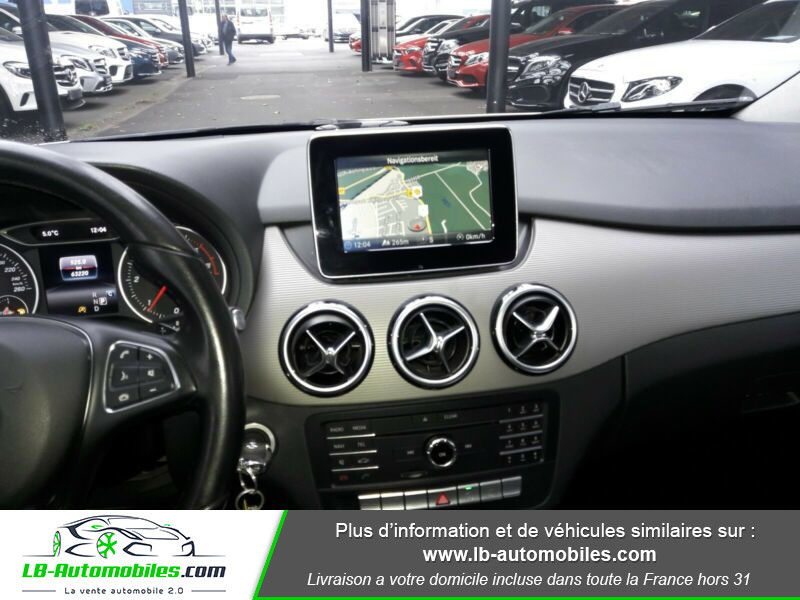 Mercedes Classe B 180 180 CDI Blanc occasion à Beaupuy - photo n°3